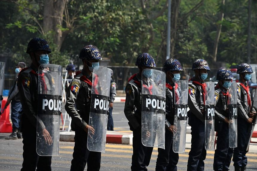 More than 2,500 people have been detained since the Feb 1 military coup in Myanmar.
