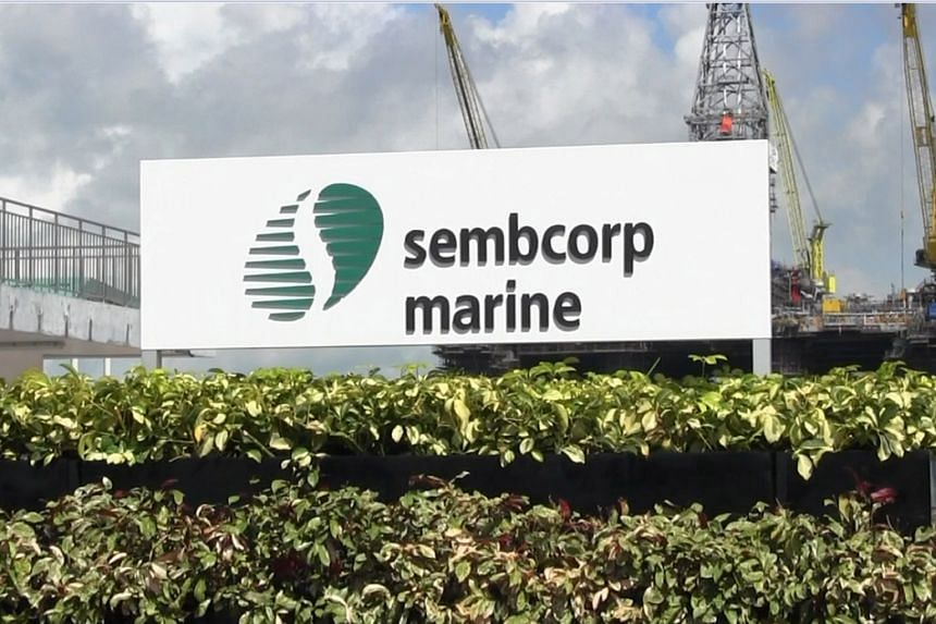 Sembcorp Marine was also the most actively traded counter by volume at 11.56am, with 317 million shares changing hands.