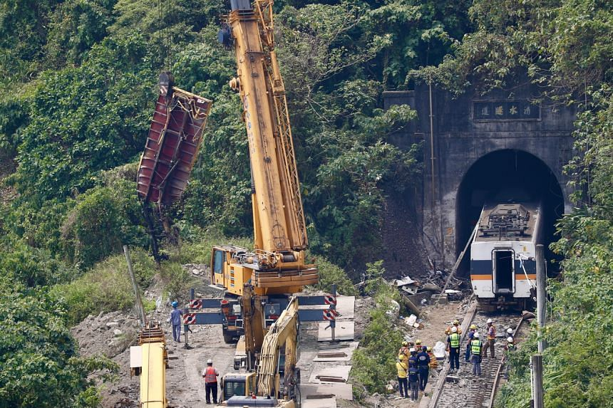 Fifty people have been confirmed dead after the train carrying almost 500 passengers and crew slammed into a truck.