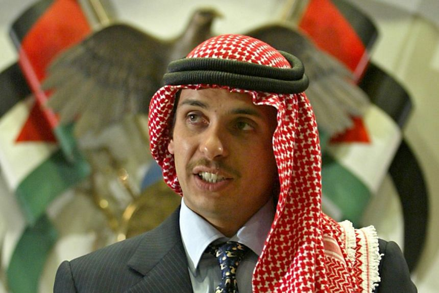 Prince Hamza had on Saturday harshly criticised Jordan's leaders, but in a dramatic about-turn on Monday pledged his loyalty to the royal family.