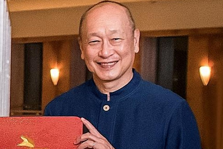 Outgoing OCBC Bank chief executive Samuel Tsien took home $8.6 million last year, about 22.5 per cent less than the $11.1 million he was paid in 2019. His base salary was $1.24 million. UOB's chief executive Wee Ee Cheong recorded a total salary of $