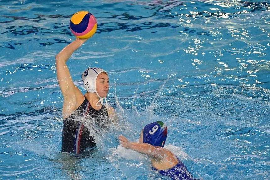 The water polo test event will be cancelled because overseas officials are unable to come to Japan amid strict Covid-19 countermeasures.