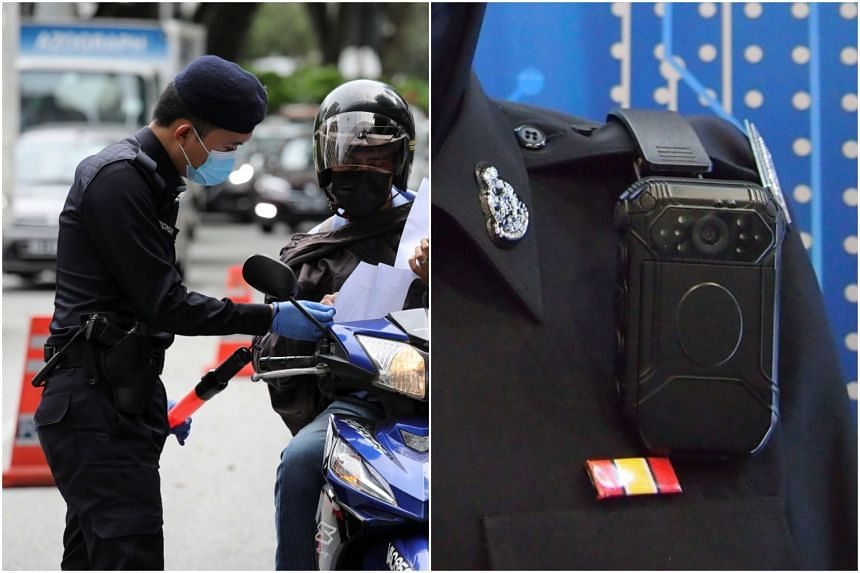 The Malaysian government has approved RM30 million to purchase body-worn cameras.