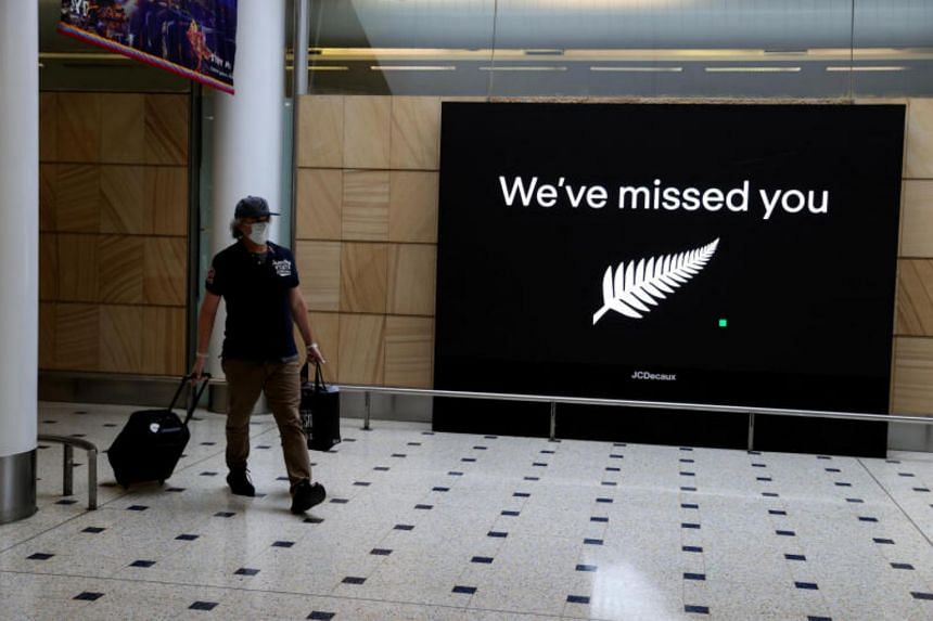 New Zealand Prime Minister Jacinda Ardern said the conditions for starting to open up quarantine-free travel with Australia have been met.