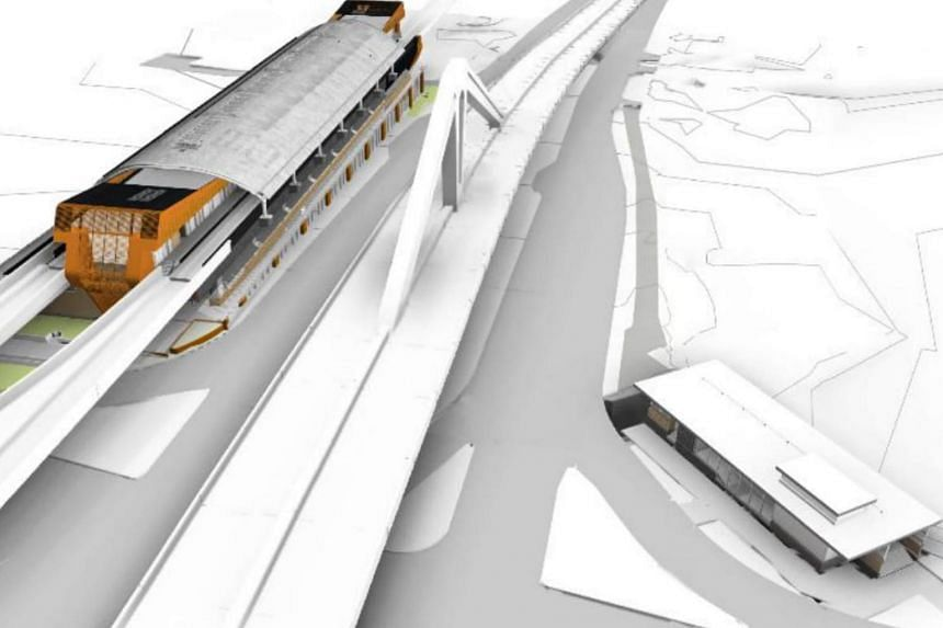 The stations are part of the JRL's third phase, which is expected to be completed in 2029.