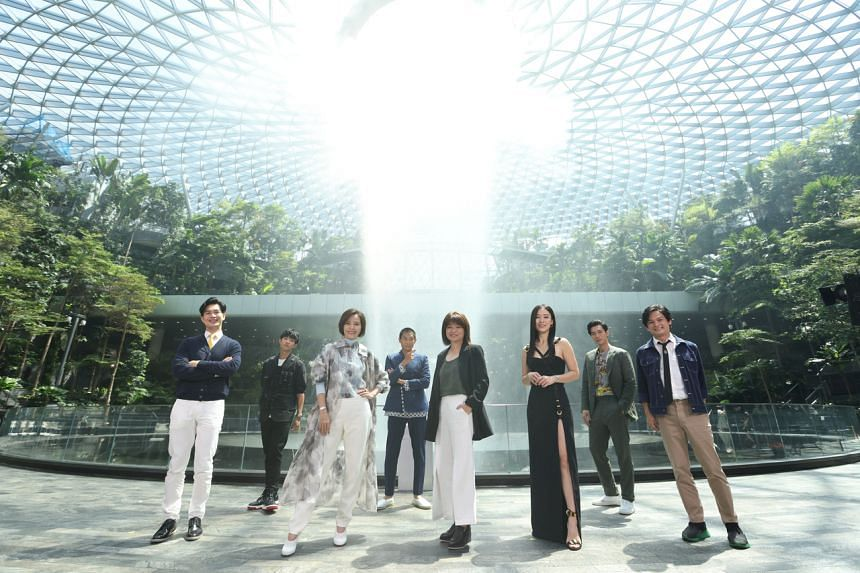 Star Awards 2021 will be a 6½-hour-long show, aired from Changi Airport Terminal 4 and Jewel Changi Airport on April 18.