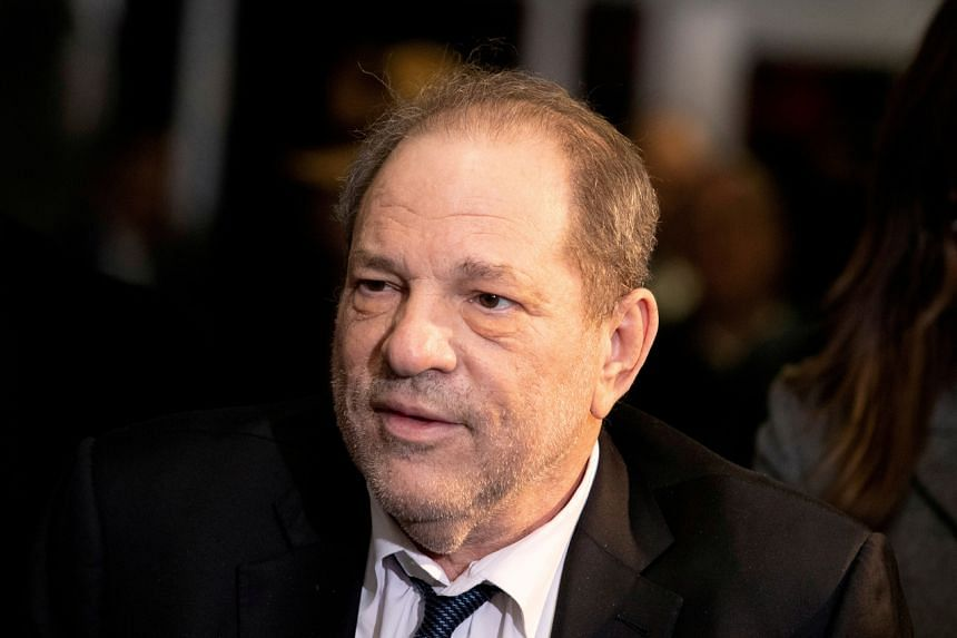 Harvey Weinstein was convicted in February 2020 of a first-degree criminal sexual act and third-degree rape.