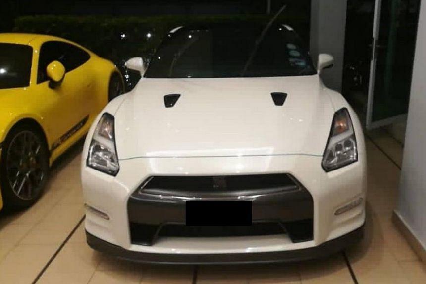 Luxury cars worth RM15.7 million were also seized.