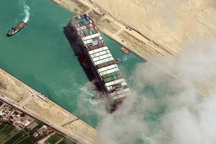 Suez Canal Chairman Osama Rabie said an expansion of the Southern section of the waterway was under consideration.