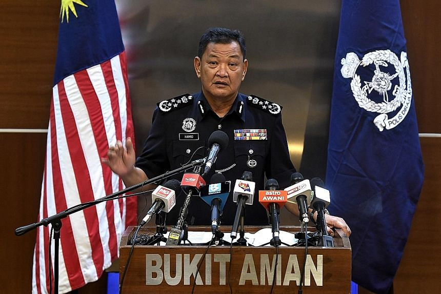 Inspector-General of Police Abdul Hamid Bador has focused on improving the image of the Royal Malaysia Police since taking over in 2019.