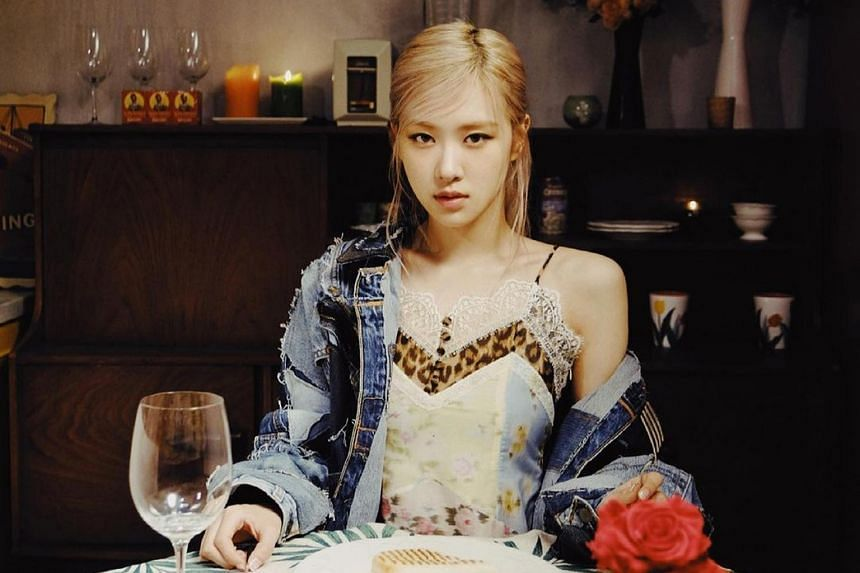Gone, by Blackpink's Rose, tells of a painful breakup.