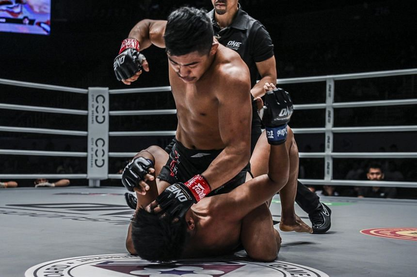 Singapore-based mixed martial arts  organisation One Championship is eyeing a foothold in the United States.