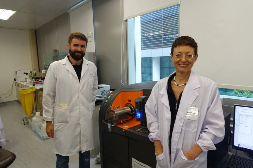 ImmunoScape co-founders Michael Fehlings and Alessandra Nardin. The firm is seeking some 250 T cell samples from vaccinated individuals.