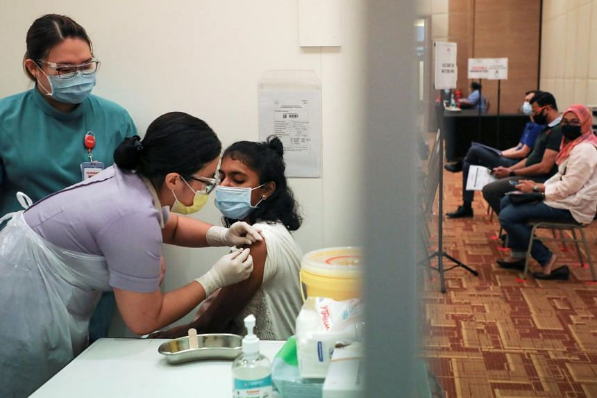 Malaysia aims to achieve herd immunity by the end of the year at the earliest by inoculating 80 per cent of its population.