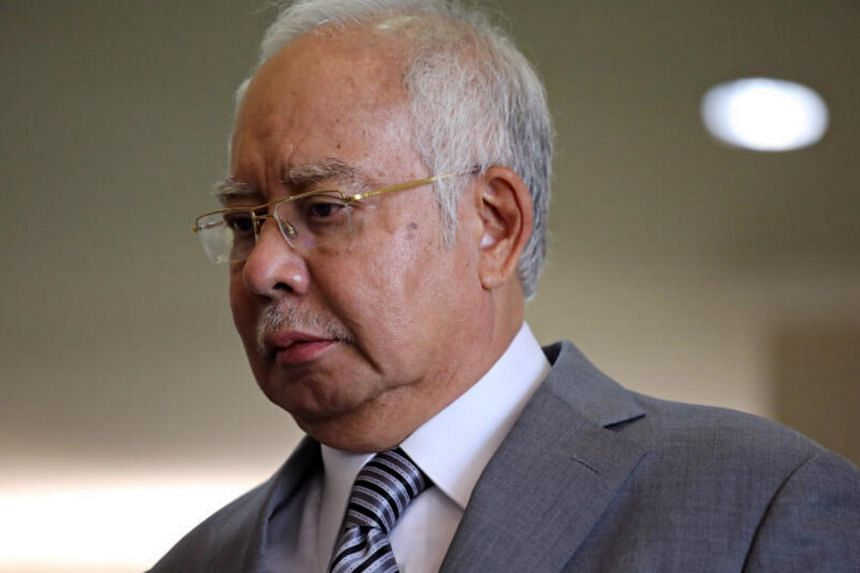 "Najib said the ""tyrannical"" tax imposed on him has no merit."