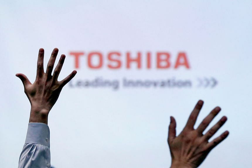 Toshiba had been forced to sell its crown-jewel memory-chip business to avoid being delisted from the Tokyo Stock Exchange.
