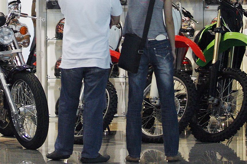NEA said it will tighten the emission standards for motorcycles registered before July 1, 2003.