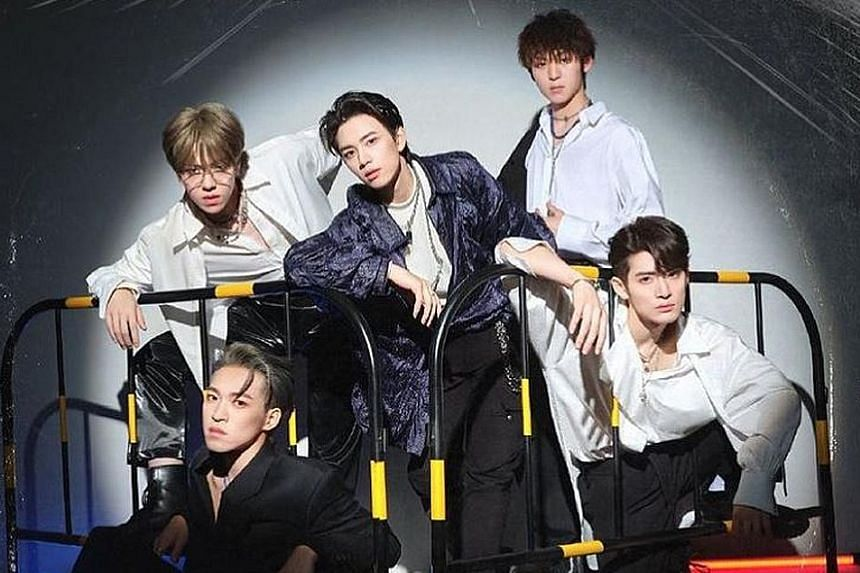 Ninety trainees vie for a spot to become one of 11 members of a new boy band in Chuang 2021.
