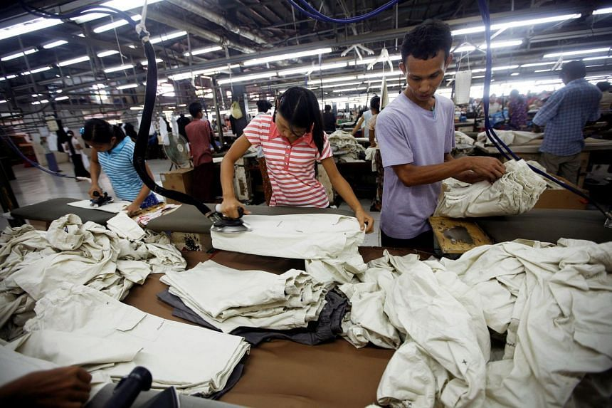 Myanmar's garment sector has been rocked by the pandemic, with the coup worsening the situation.