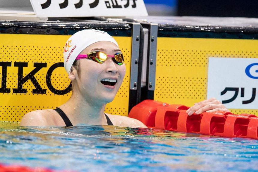 Swimmer Rikako Ikee has emerged as a bright spot in the build-up to the Summer Olympics in Japan.