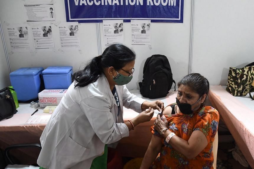 Maharashtra has only three days worth of vaccines in stock.