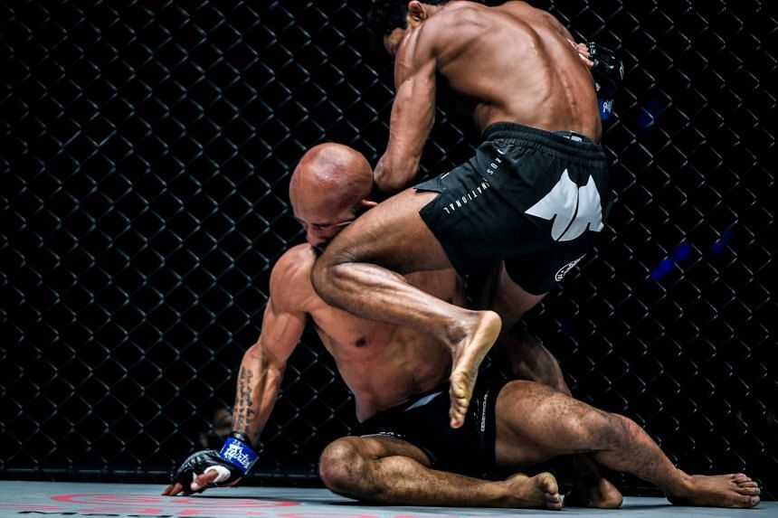 One Championship's flyweight world champion Adriano Moraes handed Demetrious Johnson a brutal grounded knee knockout on April 8.