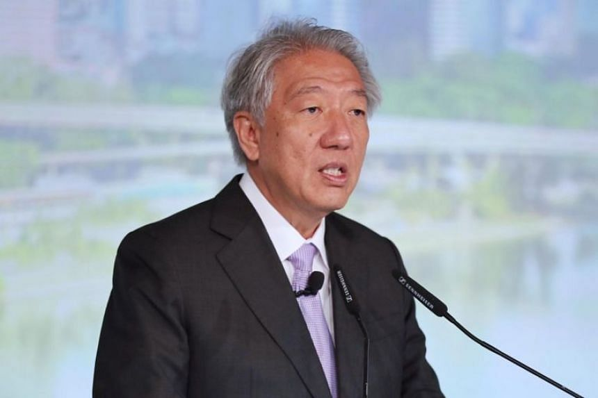 Senior Minister Teo Chee Hean will be acting prime minister whenever Prime Minister Lee Hsien Loong is absent.