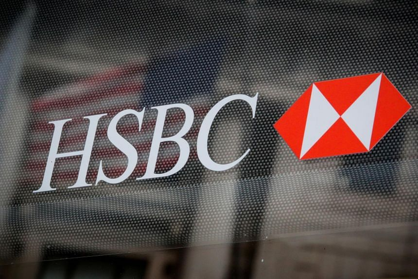 HSBC and other British banks have started to cut office space partly because staff are working from home.
