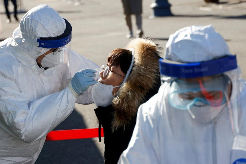 South Korea may be facing a fourth wave of infections.