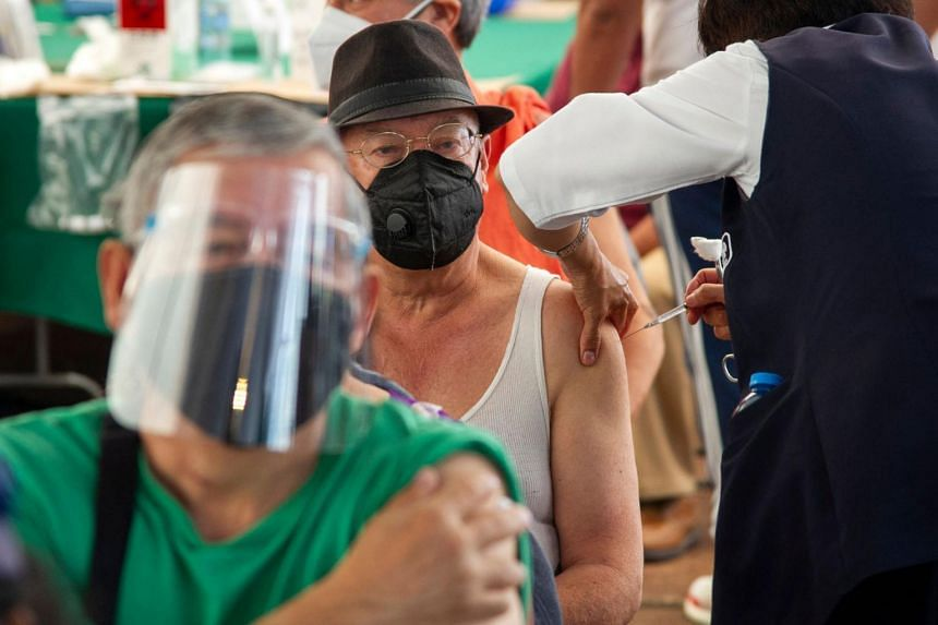 Mexico has doled out nearly 10 million vaccine doses to medical workers and the elderly.