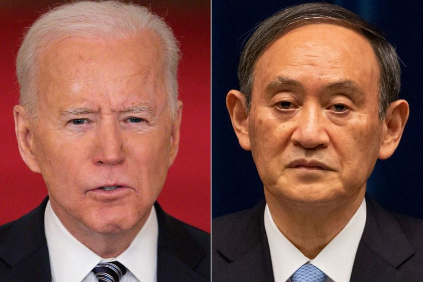 US President Joe Biden and Japanese Prime Minister Yoshihide Suga are set to meet in Washington on April 16. Alliance with the US remains a bedrock for Japan, says the writer.
