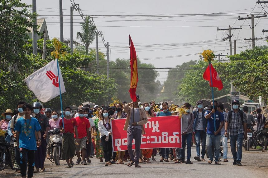 Over 600 protesters have been killed by security forces in Myanmar since the junta seized power.