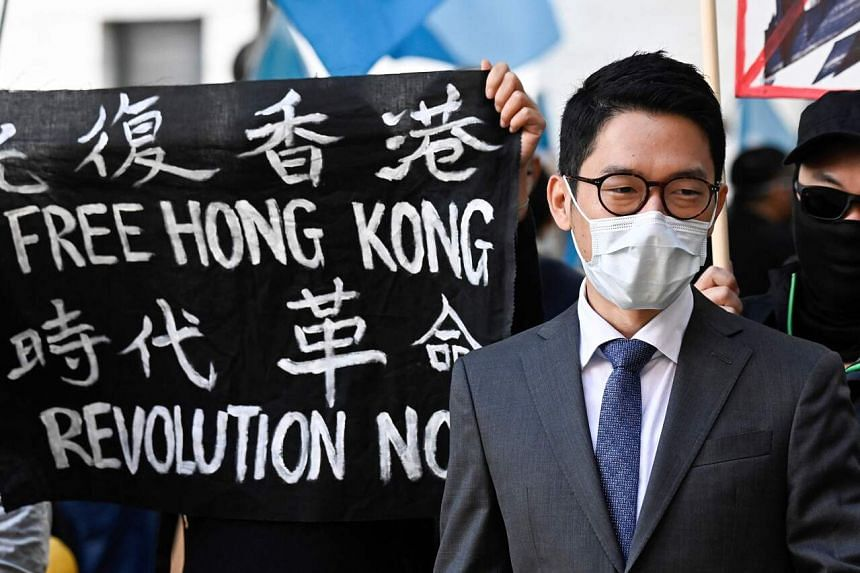 Hong Kong pro-democracy activist Nathan Law says he has been granted political asylum in Britain.