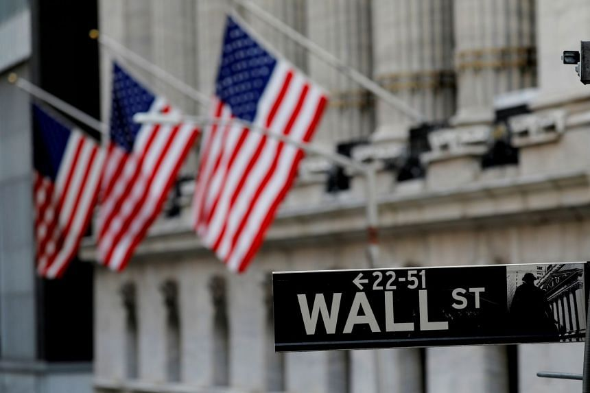 Large tech companies were mostly higher on Wall Street, with Apple gaining 1.9 per cent, Netflix 1.4 per cent and Amazon 0.6 per cent.