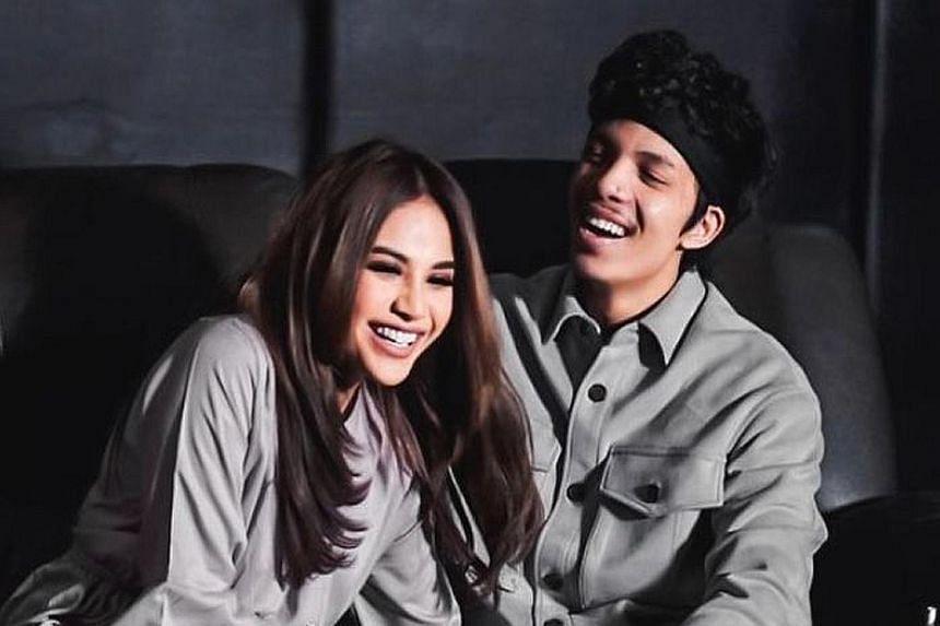 YouTube star Atta Halilintar married singer and model Aurel Hermansyah in a lavish wedding costing 100 billion rupiah (S$9.2 million).