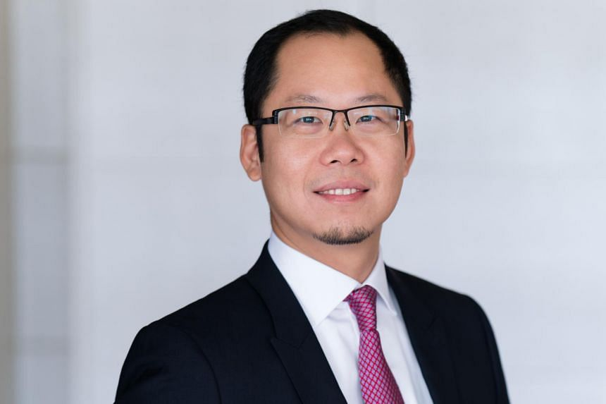 The new role is an extension of Mr Eric Lim's current position as head of group finance.