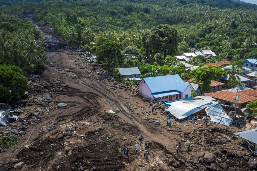 Tropical cyclone Seroja, one of the most powerful cyclones ever to hit Indonesia, struck on Sunday (April 4) and killed 163 people.