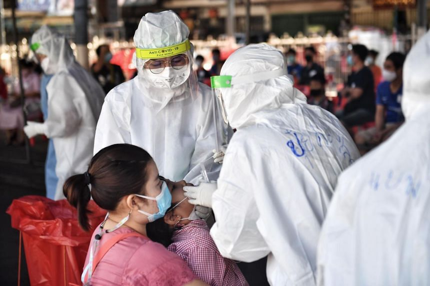 Bangkok is at the epicentre of a new outbreak in Thailand that has seen several hundred new cases per day.