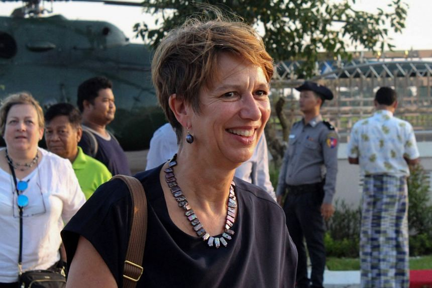 Ms Christine Schraner Burgener will start her trip in Thailand and will also visit China.