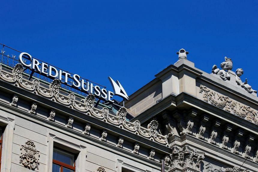 Credit Suisse is asking some clients to move to the new terms immediately.