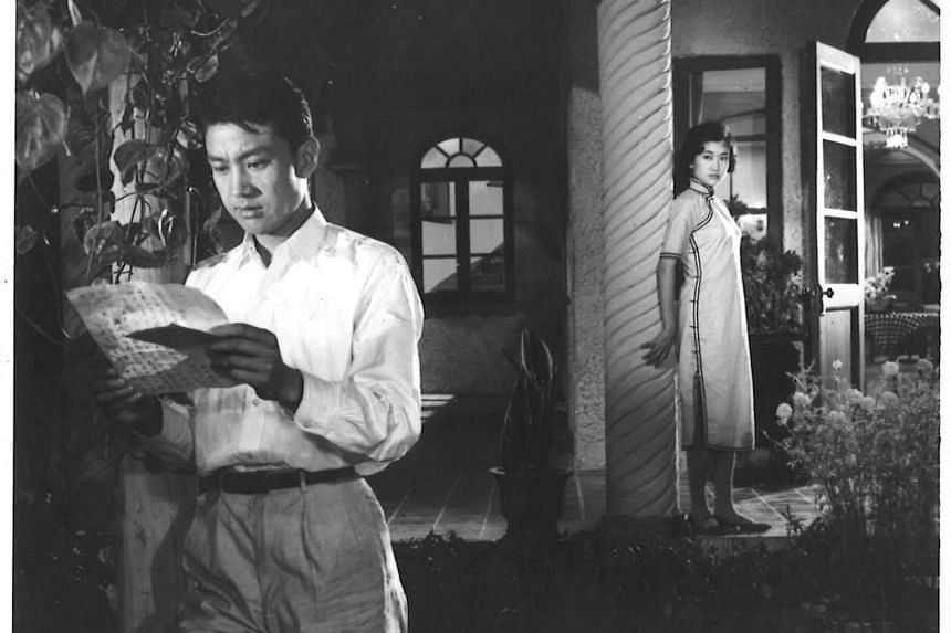 Stills from the film Sun, Moon And Star.