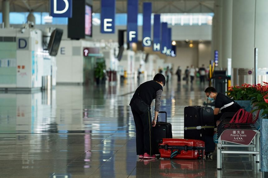 Travellers from Singapore will have to self-monitor for Covid-19 symptoms after they leave quarantine.