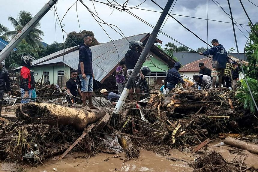 Cyclone Seroja had damaged thousands of homes and displaced over 22,800 people.