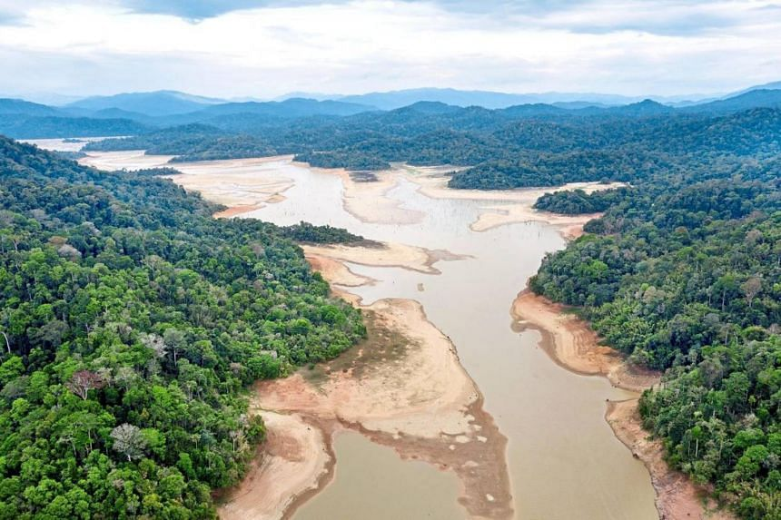 Penang's problem is that 80 per cent of its raw water is sourced from Sungai Muda.