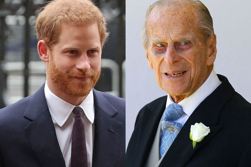 Prince Harry's foundation says Prince Philip 'will be ...
