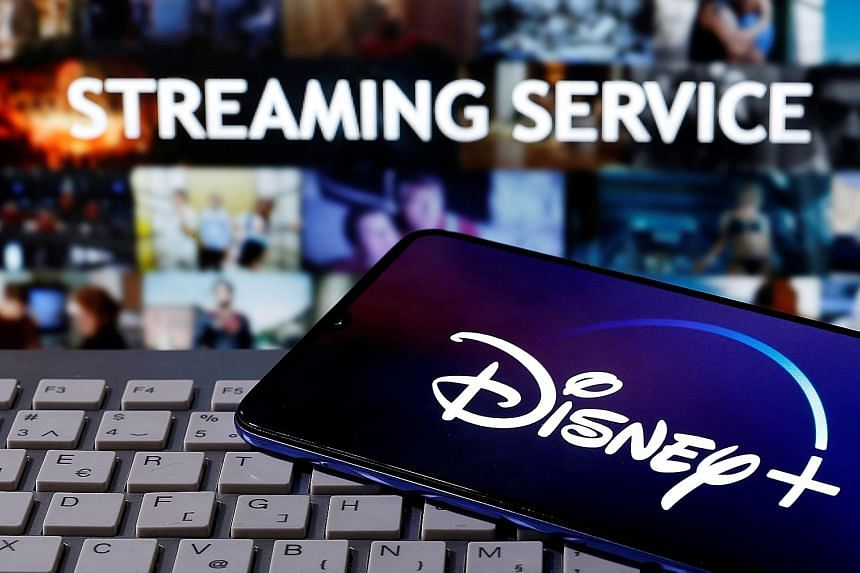 Viewers are enjoying a golden age in home entertainment with streaming services such as Netflix pumping billions into content like the drama series Queen's Gambit (above).Stay-home policies have also strengthened the grip of streaming services at the