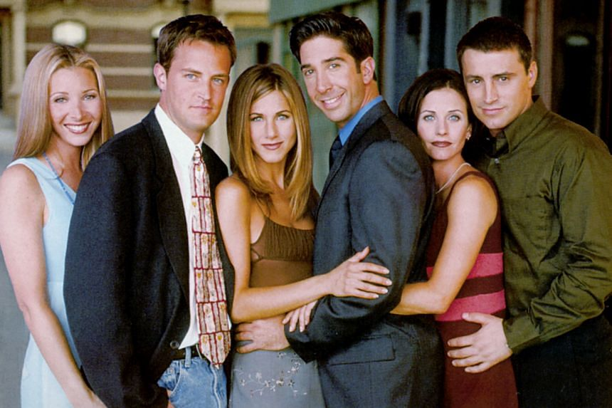 The Friends special was supposed to have been taped last year but was postponed due to the Covid-19 pandemic.