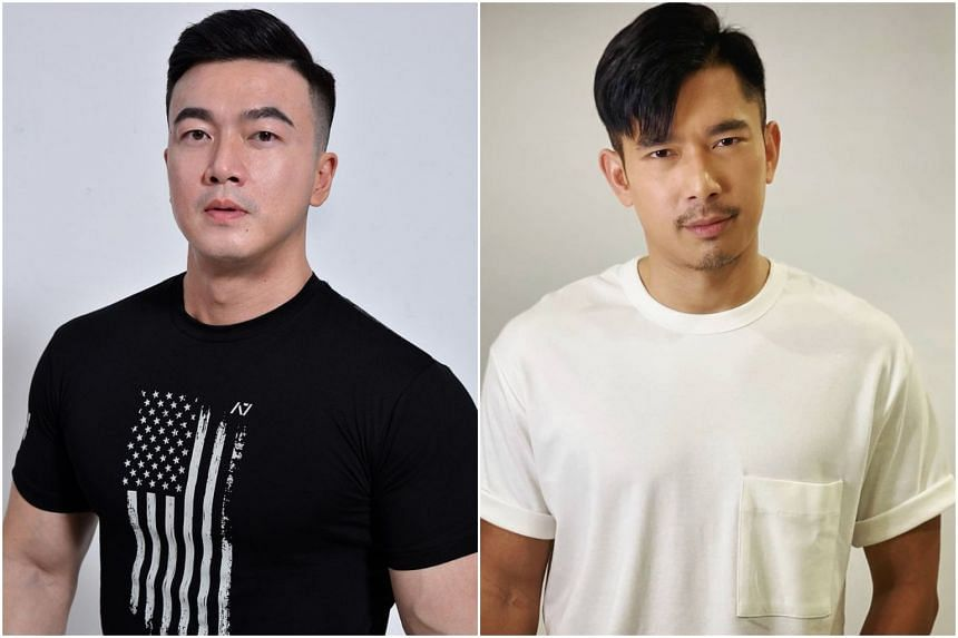 While Elvin Ng (right) declined to comment further, Patrick Lee has taken to social media to vent without naming any names.