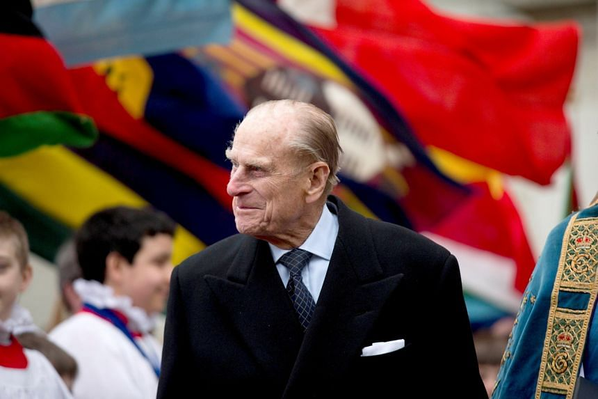 Prince Philip, known as the Duke of Edinburgh and at his wife's side throughout her 69-year reign, died on Friday at Windsor Castle.