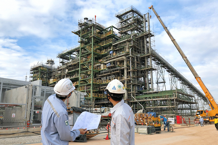 At Jurong Engineering Limited staff know that they are looked after - during office hours or outside of work - and many employees have been with the company for over 10 years. PHOTO:JURONG ENGINEERING LIMITED